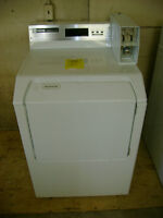 Coin operated Maytag dryer. 90 day warranty. $500.
