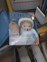 Porcellain Doll Magazines and doll clothes patterns