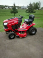 Lawn and Snow Blower Tractors