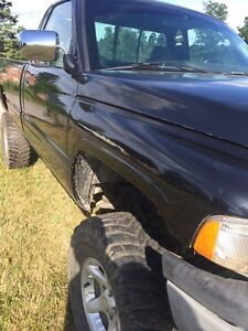1995 ram heavy half ton lifted  Kawartha Lakes Peterborough Area image 2