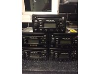 Ford 6000 CD players with code