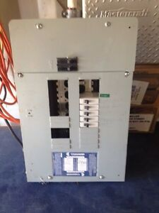 200 amp breaker panel