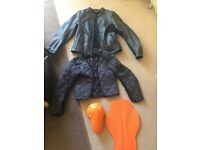 Furygan biker jacket for sale