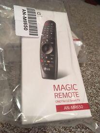 LG magic remote control for smart TVs 2016