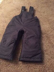 Winter coat and snow pants $15