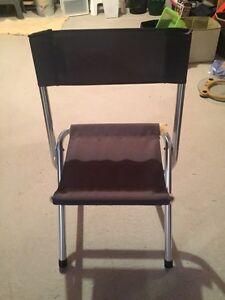 Lightweight folding camp chair St. John's Newfoundland image 2