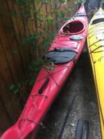 Sea Kayak -  17 ft