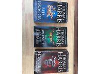 Thomas Harris books