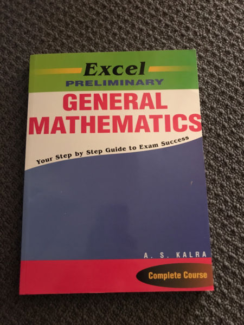 Preliminary Excel Mathematics Textbook