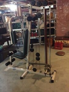 Gold's home gym Cambridge Kitchener Area image 2