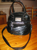 COACH POPPY LIMITED EDITION X LARGE BLACK SEQUINED TOTE