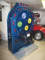 zellers zeddy wheel works great rare piece takes loonie