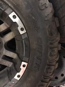2009-2017 Dodge Ram 2500 rims and tires  London Ontario image 4