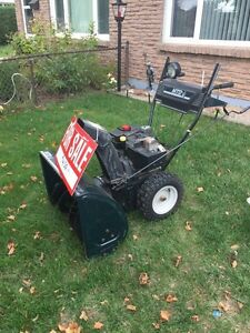Snowblower's For Sale Cambridge Kitchener Area image 1