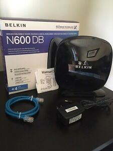 Belkin Router Kitchener / Waterloo Kitchener Area image 1