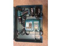 Makita 18v lithium combi drill