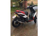 Aprilia moped 50cc