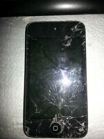 Apple iPod touch 4th generation (8GB) - parts or repair only