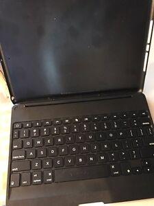 Clavier pour iPad Air 1/2 NOIR nego