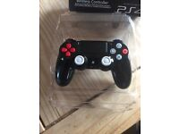 LIMITED EDITION DARTH VADER PS4 CONTROLLER