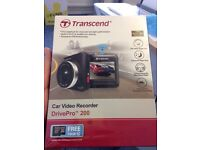 Transcend Drive Pro 200 CAR CAMERA