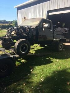 Wanted 1986 GMC Sierra k1500 donor truck