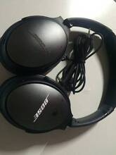 BOSE QC25  Acoustic Noise Cancelling Headphones for iPhone Victoria Park Victoria Park Area Preview