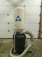 Delta Dust Collector Model 50-850 $300 FIRM
