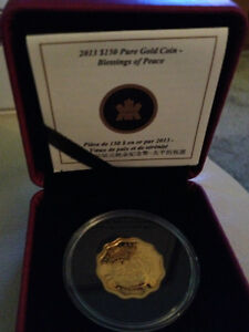 Canada 2013 $150 Blessings of Peace Phoenix Coin