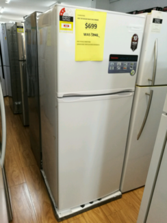 BRAND NEW 400L Top Mount FTM418A01W FRIDGE WITH 2+8 YEAR WARRANTY