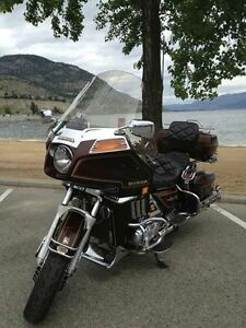1983 Honda Goldwing GL Interstate 1100