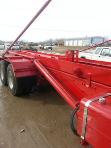 SANDBLASTING,PAINTING AND REPAIRING GRAIN TRAILERS AND EQUIPMENT Moose Jaw Regina Area image 3