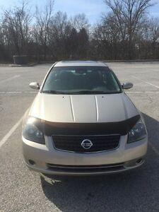 2006 NISSAN ALTIMA 2.5 SL FULLY LOADED &145000 KM SEFTAY &ETEST