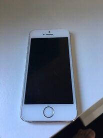 iPhone 5s 32 Gb unlocked gold !