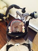 Gorgeous like new chair from graco