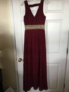 Gorgeous formal dress - women's large from Envy