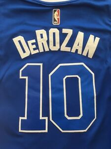 Toronto Raptors Jerseys - DeMar DeRozan - brand new/tags