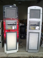 Recharge Cell Phone Vending Machines For Sale