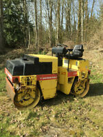 Dynapac CC102 Double Drum Compactor