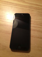 iPhone 5 32/64GB Bell/Telus/unlocked 30 days warranty+free case