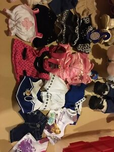 Build-a-bear clothes 5$ an outfit!! Cambridge Kitchener Area image 2