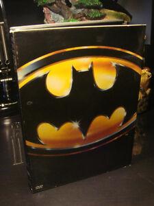 DVD-BATMAN LE COMMENCEMENT/BATMAN BEGINS