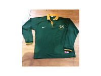 Vintage Springbok '97 South African Rugby Jersey XXL