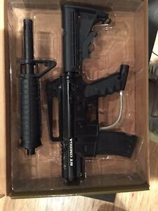 BT Omega Paintball Marker, and rip clip auto feeding clip London Ontario image 2