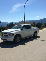 MUST SELL - 2014 Dodge Power Ram 1500 Sport Pickup Truck