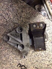 Renault scenic engine mount