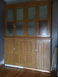 Enormous antique cabinet Cornwall Ontario image 1