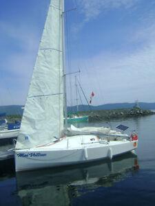 voilier mini transat Lac-Saint-Jean Saguenay-Lac-Saint-Jean image 2