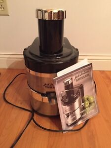 Power Juicer - Excellent Condition