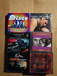 Coffret CD